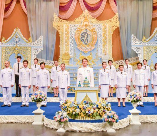 มหาวิทยาลัยขอนแก่น ร่วมบันทึกเทปโทรทัศน์ถวายพระพร เนื่องในโอกาสวันเฉลิมพระชนมพรรษาสมเด็จพระนางเจ้าสิริกิติ์ พระบรมราชินีนาถ ในรัชกาลที่9