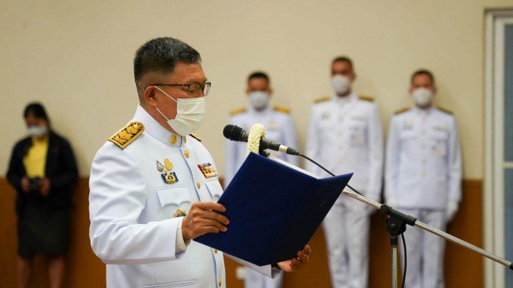ดร.สมศักดิ์ จังตระกุล ผู้ว่าราชการจังหวัดขอนแก่น เป็นประธานในพิธี
